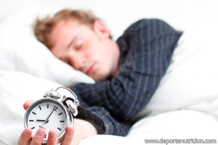 El descanso y los abdominales
