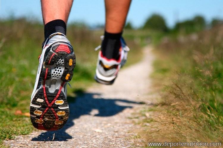 Elige tus zapatillas dependiendo del terreno